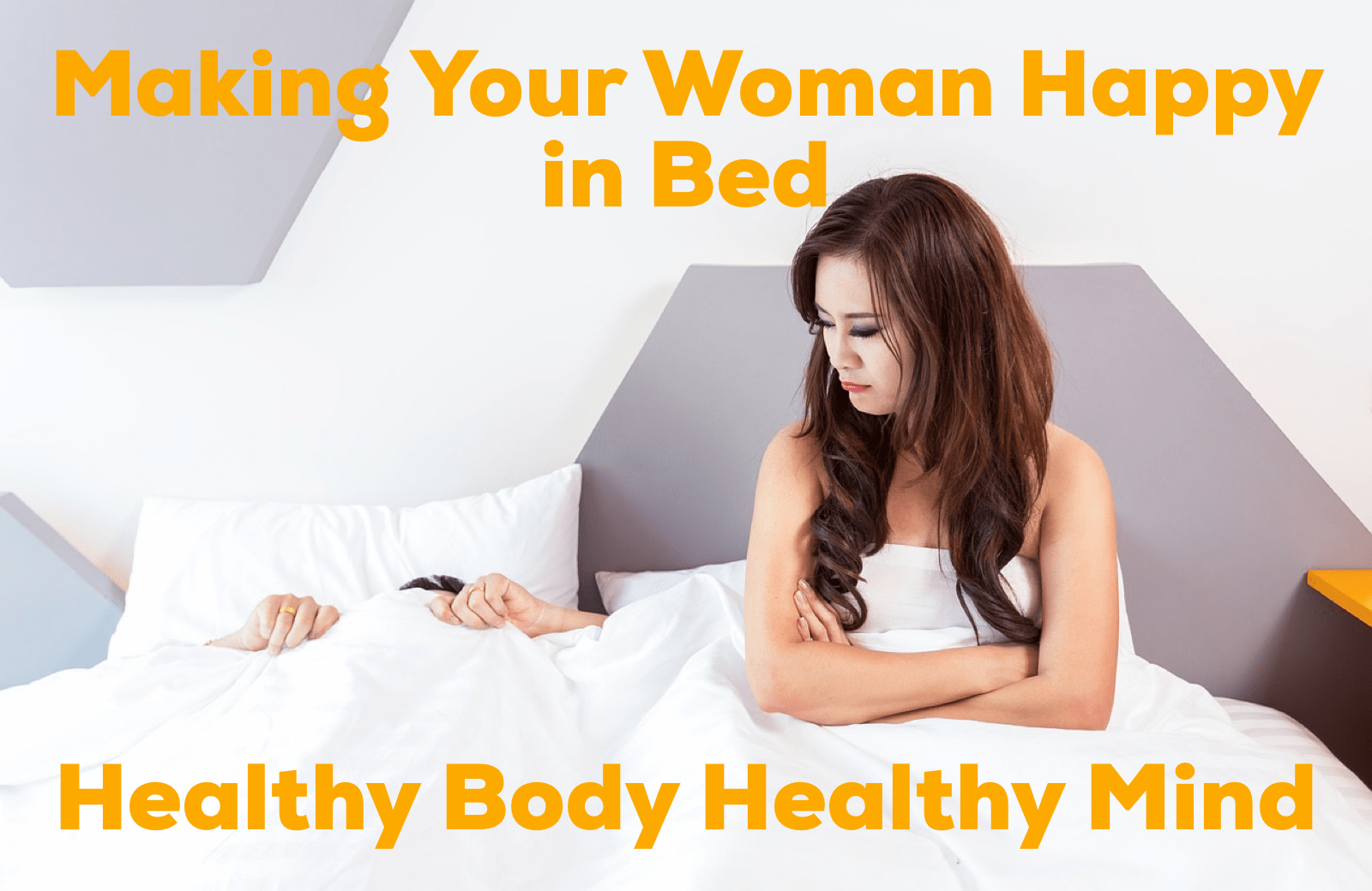 Make your woman happy in bed