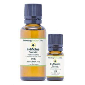 h moles formula