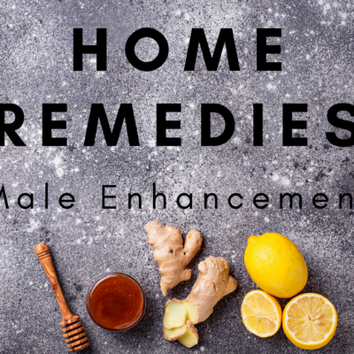 male enhancement home remedies