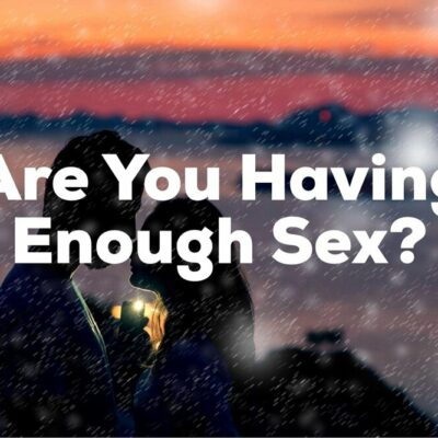 How Much Sex is Enough for a Healthy Relationship?