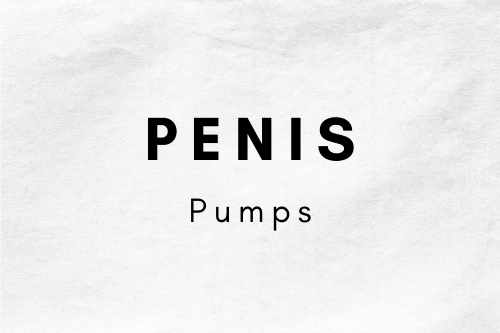 Healthy Body Healthy Mind Penis Pumps